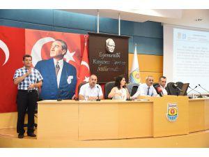 Tarsus Belediye Meclisi'nde İşaret Dili Uygulaması
