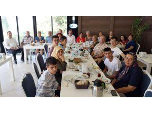 Büyükşehir, Avrupa Şampiyonu Balcı'yı Misafir Etti