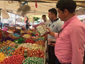 Tarsus'ta, Bayram Öncesi Denetimler Devam Ediyor