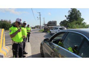 Polis Ekiplerinden Bayram Öncesi Trafik Denetimi