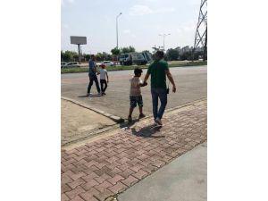 Sokakta Çalıştırılan Çocuk Denetimi
