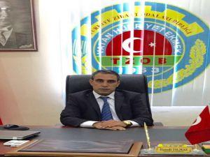 Akçakale Ziraat Odası Başkanı Hamdi Yılmaz açıklaması