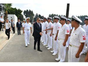 Vali Su, Güvenlik Güçleri İle Bayramlaştı