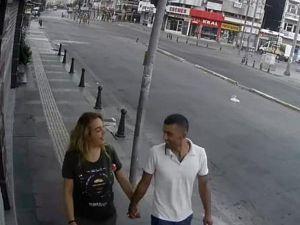 Hırsızlığa El Ele Giden Sevgililer Tutuklandı