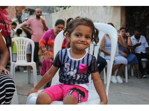 Mersin'de 'Roman Çocuk Festivali'
