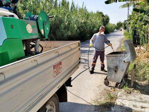 Mersin'de Bayram Sonrası İlaçlama Çalışması Başlatıldı