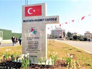 Mustafa Haşmet Kepez'de yaşatılıyor