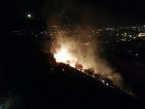 Xanthos Antik Kenti Yakınındaki Yangın Söndürüldü