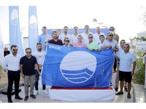En Fazla 'Mavi Bayrak'lı Plaj Büyükşehir Belediyesi'nde