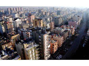 Antalya'da Konut Satışları Yüzde 13,4 Düştü