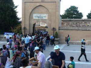 Hacı Bektaş'a Mersin'den Gönül Köprüsü