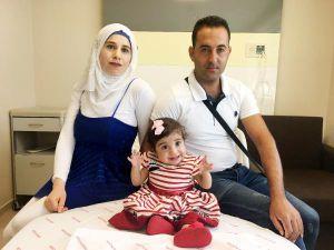 Tala Bebek, 50 Gramlık Karaciğer Parçasıyla Yaşama Tutundu