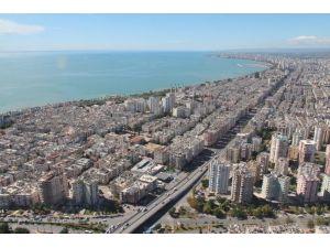 Mersin'de Konut Satışları Temmuz Ayında Yüzde 24,6 Azaldı