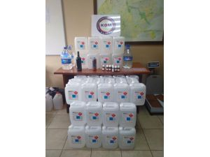 Tarsus'ta Sahte İçki Operasyonu
