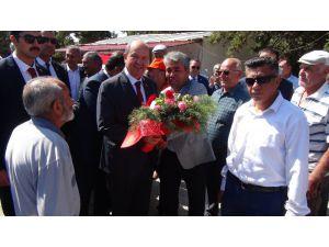 """Tatar: """"Kuzey Kıbrıs İle Türkiye'nin Bağlarını Hiçbir Güç Kopartamaz"""""""