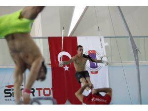 Artistik Cimnastik Erkekler Milli Takımı, Hedef Büyüttü