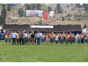 Kızıldağ'da Kadınlar Da Güreşecek