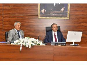 Bağımlılıkla Mücadele İl Koordinasyon Kurulu, Vali Su Başkanlığında Toplandı