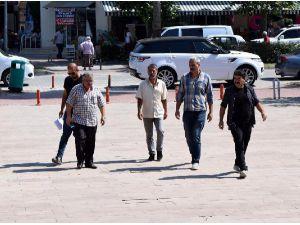 Gazipaşa'da Aranan 5 Kişi Yakalandı