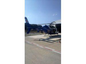 Antalya Trafiği Havadan Denetlendi