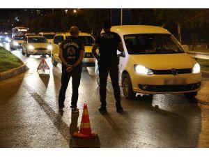 Antalya'da Huzur Operasyonu