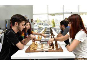 Assim'de Satranç Turnuvası
