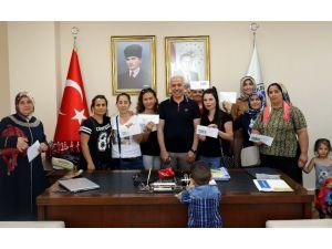Akdeniz Belediyesi, Tisva İle Protokol İmzaladı; 16 Girişimci Kadın 25 Bin Lira Kredi Aldı