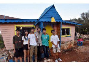 Tayvan'dan Çizgi Film Öğrenmeye Geldiler
