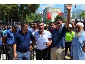 """Osmaniyeli Şehit Babası: """"Şehit Babası Oldum, Ona Seviniyorum"""""""