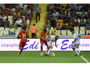 Btc Türk Yeni Malatyaspor - Aytemiz Alanyaspor: 2-3
