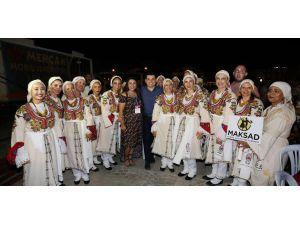 Kepez Folklor Festivali'ne Gala