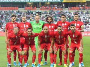Antalyaspor'da 7 Transfer