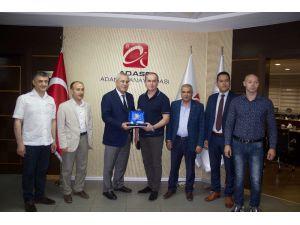Rus Tekstilciler Adana Kumaşına Geldi