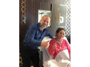 Kapalı Yöntem Tümör Ameliyatı İle Sağlığına Kavuştu