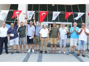 Mersin'de Briç Turnuvası Sona Erdi