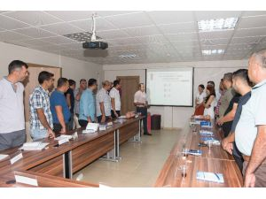 Büyükşehir Personeline İlk Yardım Eğitimi