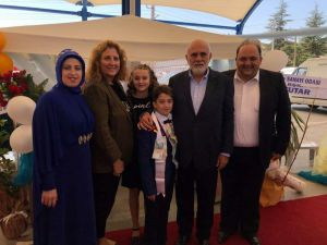 Keçiborlu Belediye Başkanı Parlak'ın, Oğlunun Sünnet Töreni Düzenlendi
