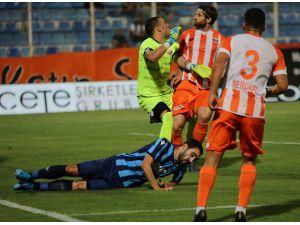 Tff 1. Lig: Adanaspor: 0 - Adana Demirspor: 0 (İlk Yarı Sonucu)