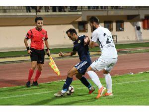 Tff 2. Lig: Tarsus İdman Yurdu: 2 - Sarıyer: 0
