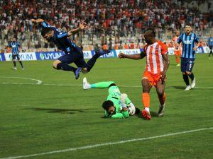 Tff 1. Lig: Adanaspor: 0 - Adana Demirspor: 0