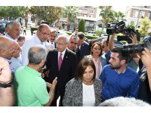 Kılıçdaroğlu'ndan Kanser Tedavisi Gören Arkadaşına Ziyaret
