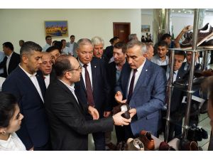Ato Heyeti Özbekistan'da