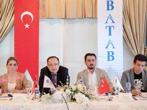 ANTAB; Antalya'yı kucaklayacak