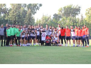 Hatayspor, Akhisarspor Maçı Hazırlıklarını Sürdürdü