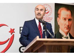 Vali Demirtaş, Şehit Ailesi Ve Gazilerle Bir Araya Geldi