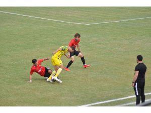 Tff 3. Lig: Osmaniyespor Fk: 1 - Modafenspor: 1