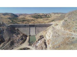 Ergani Barajında Mutlu Son