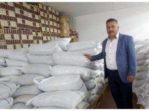 Buldan'da Kurum Üzüm Üreticilerinin İmdadına Tmo Yetişti