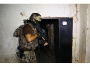 Adana Merkezli 5 İlde 800 Polisle Dev Çete Operasyonu: 74 Gözaltı Kararı