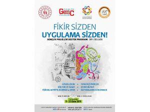 Gençlik Ve Spor Bakanlığı'ndan 15 Milyon Tl'lik Proje Desteği